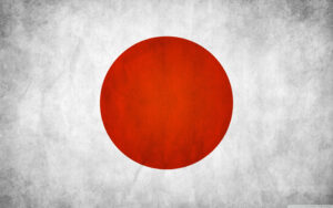 Get Deal Post - Japan Flag